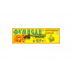 Лекарство Фумисан (полоски) на 10 п/с варроатоз